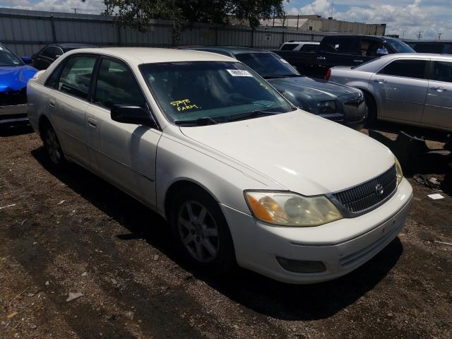 Vehiculos salvage en venta de Copart Mercedes, TX: 2001 Toyota Avalon XL