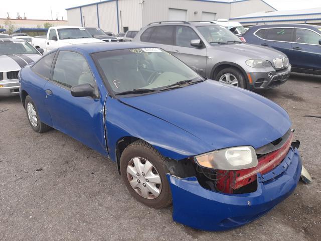 Chevrolet Cavalier salvage cars for sale: 2003 Chevrolet Cavalier