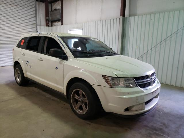 Salvage cars for sale from Copart Lufkin, TX: 2012 Dodge Journey SE