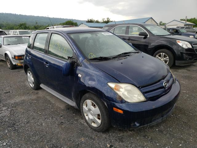 Salvage cars for sale from Copart Grantville, PA: 2004 Scion XA