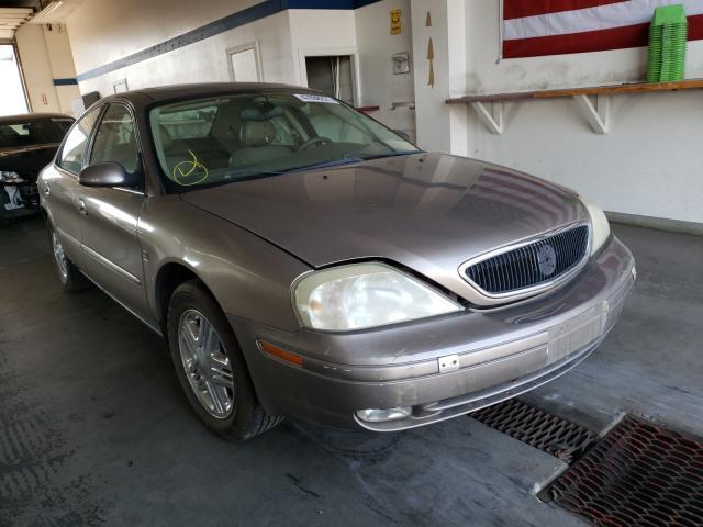 Mercury Vehiculos salvage en venta: 2003 Mercury Sable LS P