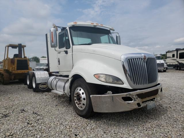 Salvage cars for sale from Copart Louisville, KY: 2012 International Prostar