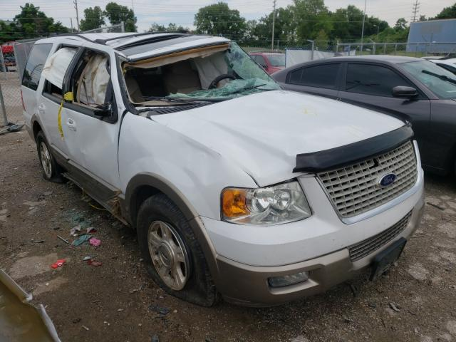Ford Expedition salvage cars for sale: 2004 Ford Expedition