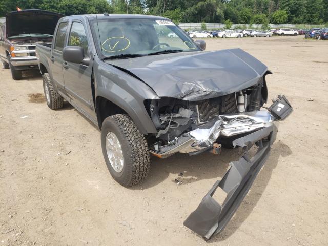Salvage cars for sale from Copart Davison, MI: 2008 Chevrolet Colorado L