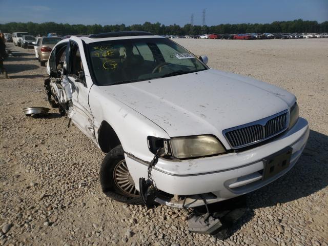 Infiniti I30 salvage cars for sale: 1997 Infiniti I30