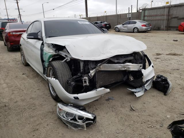 BMW 4 Series salvage cars for sale: 2017 BMW 4 Series