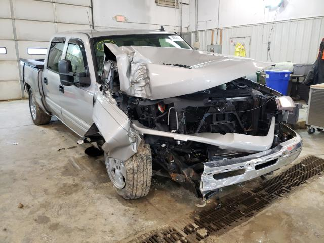 Salvage cars for sale from Copart Columbia, MO: 2007 Chevrolet Silverado