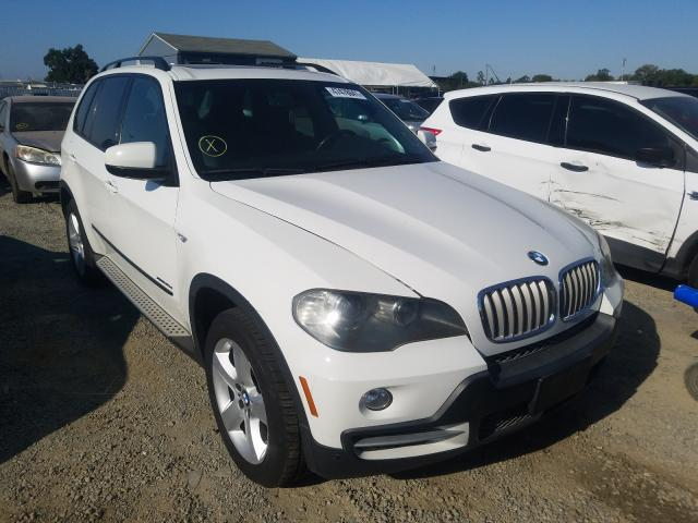 Salvage cars for sale from Copart Antelope, CA: 2010 BMW X5 XDRIVE3