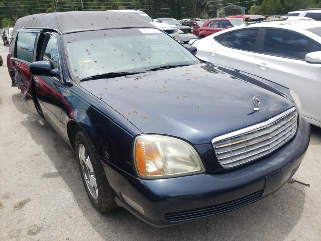 Cadillac Commercial salvage cars for sale: 2002 Cadillac Commercial