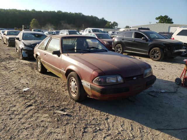 1989 Ford Mustang en venta en Hampton, VA
