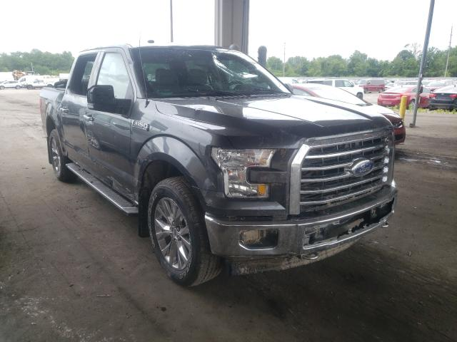 Salvage cars for sale from Copart Fort Wayne, IN: 2017 Ford F150 Super