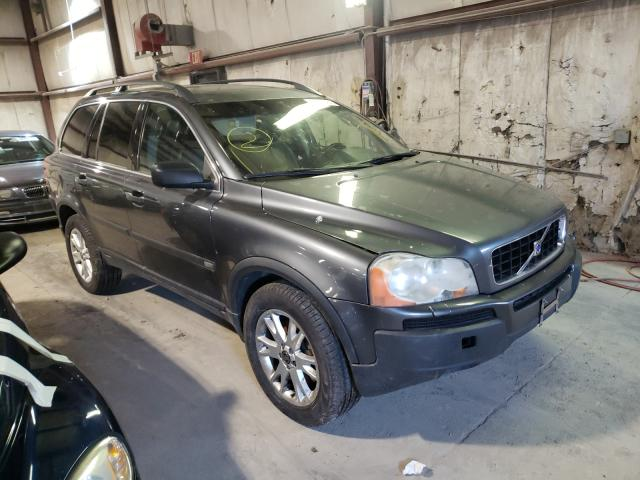 Volvo salvage cars for sale: 2005 Volvo XC90 T6