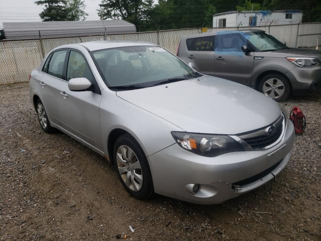 Salvage cars for sale from Copart Northfield, OH: 2009 Subaru Impreza 2