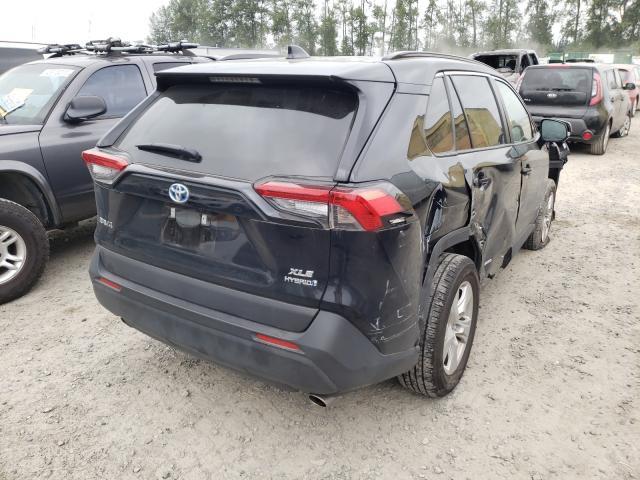2019 TOYOTA RAV4 XLE JTMRWRFV3KD519617