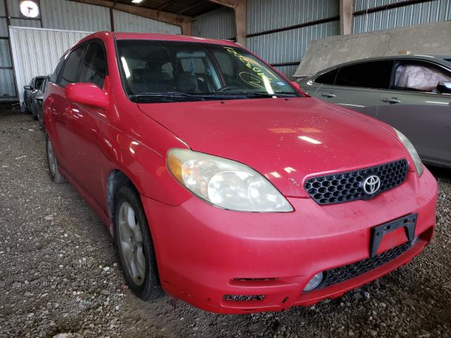 Salvage cars for sale from Copart Houston, TX: 2003 Toyota Corolla MA