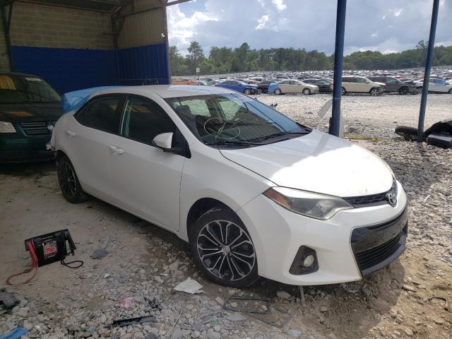 Vehiculos salvage en venta de Copart Cartersville, GA: 2014 Toyota Corolla L