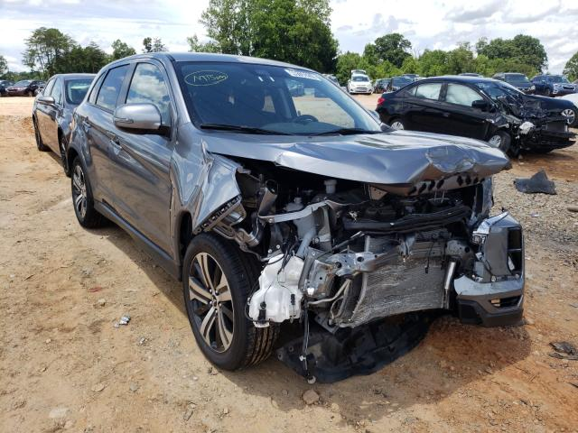 Salvage cars for sale from Copart China Grove, NC: 2020 Mitsubishi Outlander