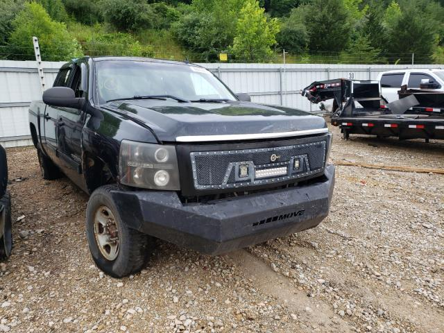 Salvage cars for sale from Copart Hurricane, WV: 2009 Chevrolet Silverado