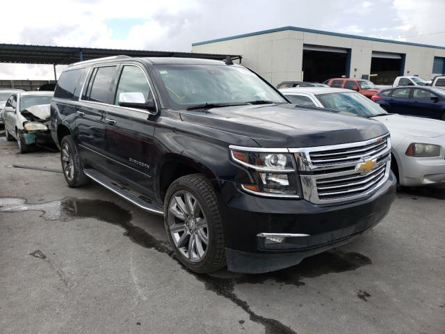 Salvage cars for sale from Copart Anthony, TX: 2019 Chevrolet Suburban K