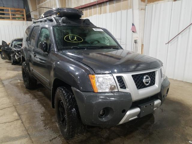 Salvage cars for sale from Copart Anchorage, AK: 2013 Nissan Xterra X