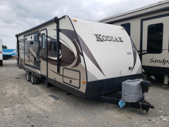 Kodiak salvage cars for sale: 2014 Kodiak Trailer