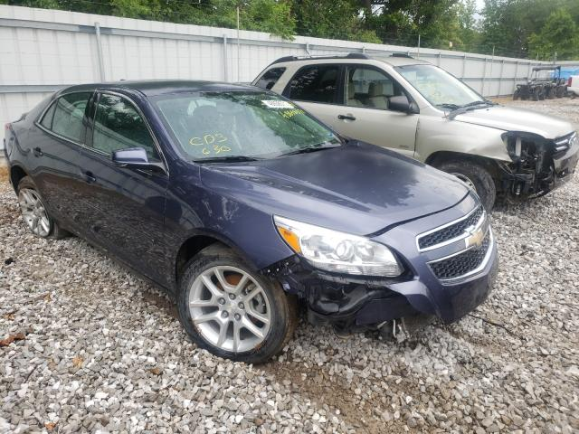 Salvage cars for sale from Copart Rogersville, MO: 2013 Chevrolet Malibu 1LT