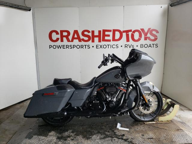 Salvage cars for sale from Copart Kansas City, KS: 2018 Harley-Davidson Fltrxse CV