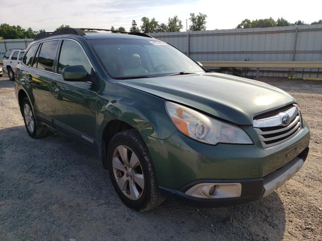 Salvage cars for sale from Copart Chatham, VA: 2011 Subaru Outback 2