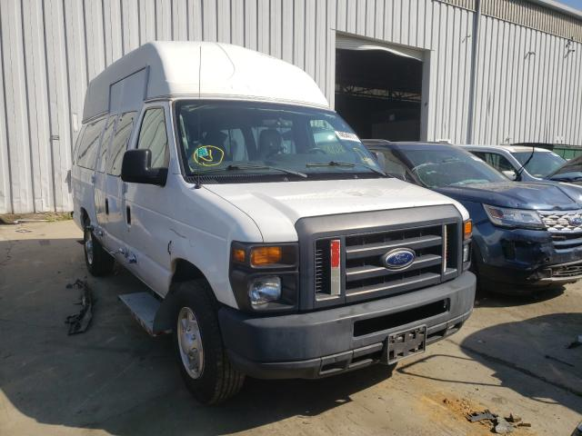 Salvage cars for sale from Copart Windsor, NJ: 2014 Ford Econoline