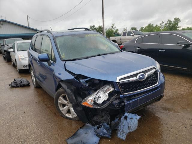 2015 SUBARU FORESTER 2 JF2SJAHC7FH475635