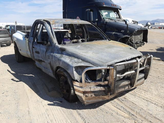 Salvage cars for sale at Las Vegas, NV auction: 2007 Dodge RAM 3500 S