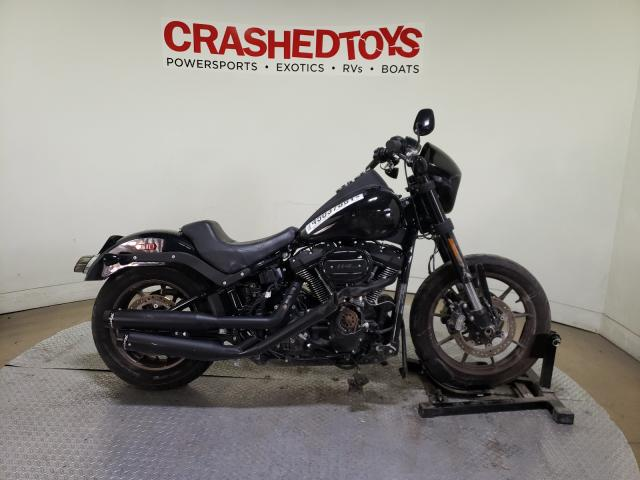 Vehiculos salvage en venta de Copart Dallas, TX: 2020 Harley-Davidson Fxlrs