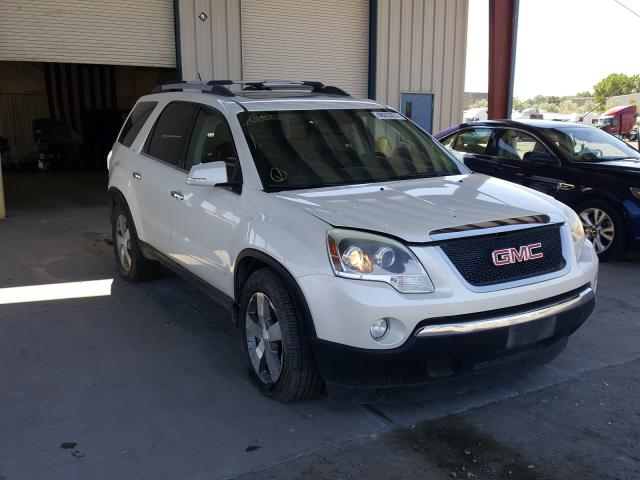 GMC salvage cars for sale: 2012 GMC Acadia SLT