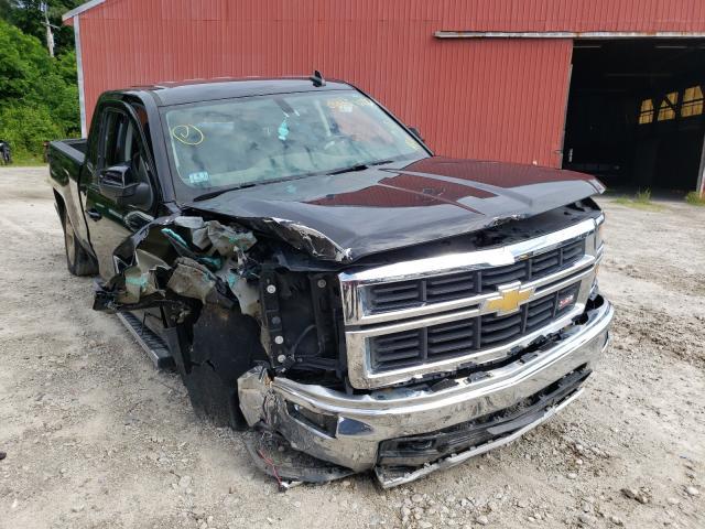 Salvage cars for sale from Copart Mendon, MA: 2015 Chevrolet Silverado