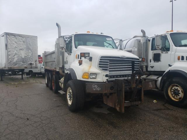 Sterling salvage cars for sale: 2006 Sterling L 9500