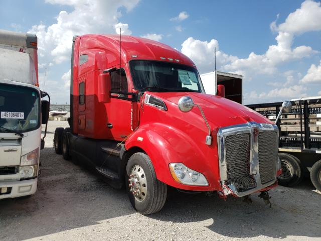 Kenworth T680 salvage cars for sale: 2016 Kenworth T680