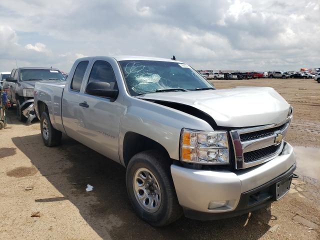 Salvage cars for sale from Copart Amarillo, TX: 2010 Chevrolet Silverado
