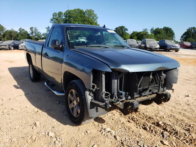 Salvage cars for sale from Copart China Grove, NC: 2009 Chevrolet Silverado