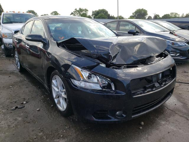 Nissan salvage cars for sale: 2009 Nissan Maxima S