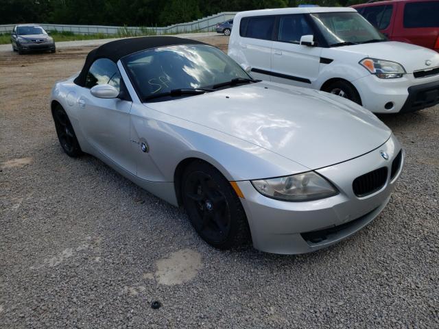 BMW Vehiculos salvage en venta: 2006 BMW Z4 3.0SI