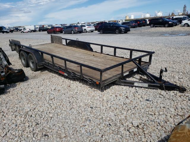 Salvage cars for sale from Copart New Orleans, LA: 2017 Other Trailer