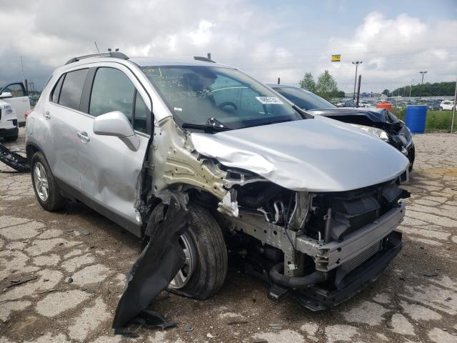 Vehiculos salvage en venta de Copart Indianapolis, IN: 2019 Chevrolet Trax 1LT