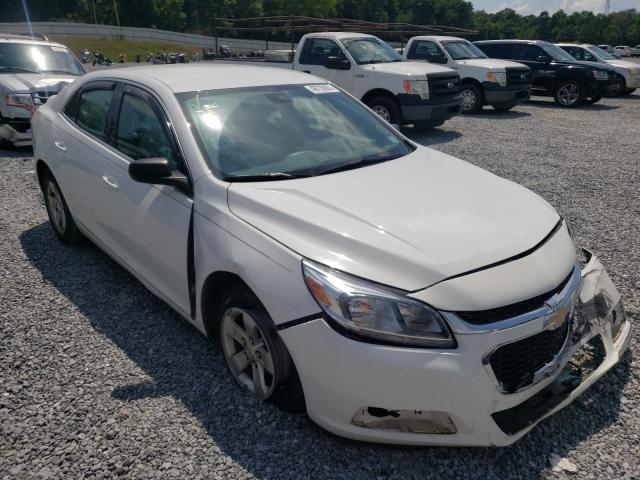 Salvage cars for sale from Copart Gastonia, NC: 2015 Chevrolet Malibu LS
