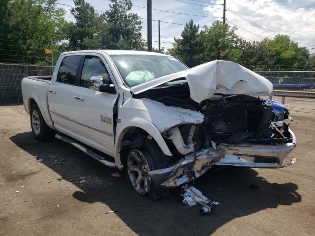 Salvage cars for sale from Copart Denver, CO: 2013 Dodge 1500 Laram
