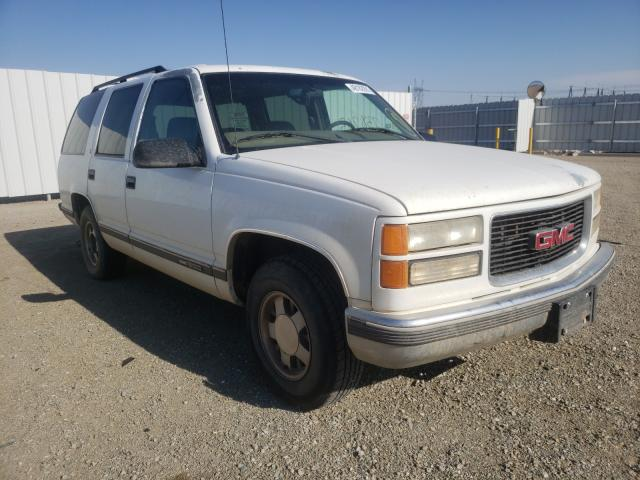 Salvage cars for sale from Copart Adelanto, CA: 1999 GMC Yukon