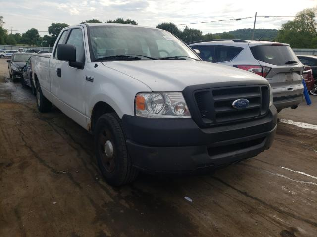 Salvage cars for sale from Copart Lebanon, TN: 2008 Ford F150