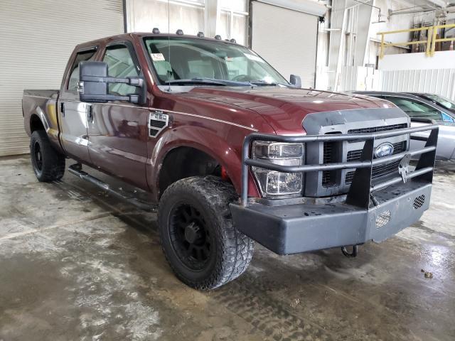 Vehiculos salvage en venta de Copart Kansas City, KS: 2010 Ford F250 Super