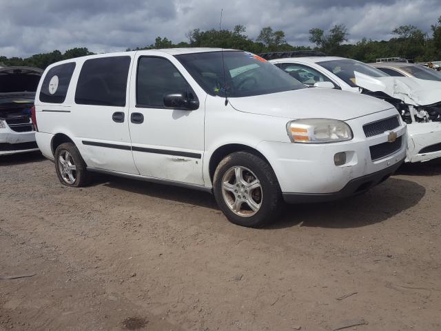 2007 Chevrolet Uplander L en venta en Jacksonville, FL