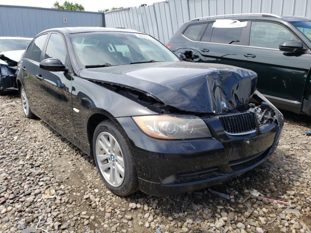 BMW Vehiculos salvage en venta: 2007 BMW 328 XI