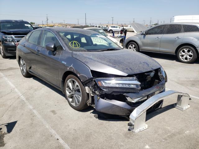 Honda Clarity salvage cars for sale: 2020 Honda Clarity